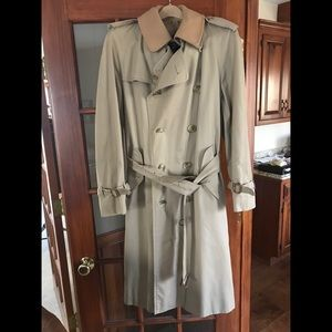 Burberry Trench Coat (Vintage)